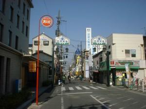 松原駅前商店会2000年12月